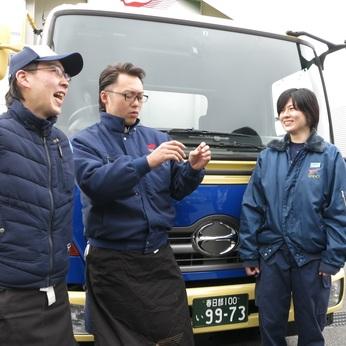 東京西濃運輸の集荷ドライバー大募集!未経験大歓迎!しっかりとした研修ですぐに慣れます!